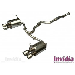 Invidia Cat-back exhaust Q300