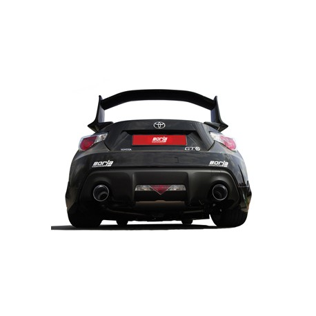 borla auspuffanlage toyota gt86 2 0 l. Black Bedroom Furniture Sets. Home Design Ideas