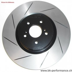 Rear replacement rotor (set) Subaru Impreza GT - GC8