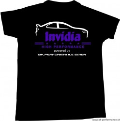 T-Shirt Invidia EVO X