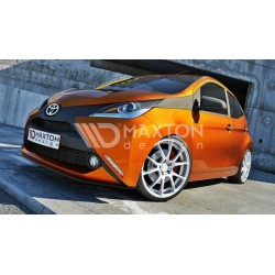 Maxton Design Front Lippe Toyota Aygo