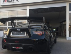 Subaru BRZ HKS V2 Supercharger APR Wing
