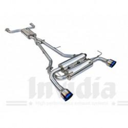 Invidia Auspuffanlage Nissan 370Z Z34 09-