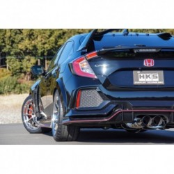 HKS Auspuffanlage Honda Civic FK8 2.0 L