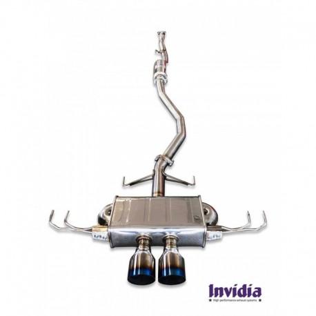 Invidia Auspuffanlage Honda Civic FK7