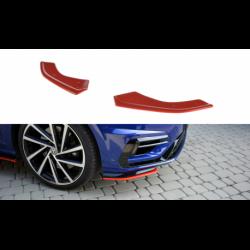 Maxton Design Front Splitter VW Golf 7 R
