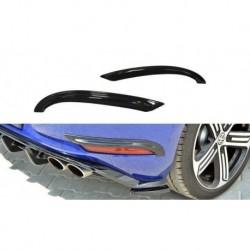 Maxton Design Rahmen für Leuchten VW Golf 7 R
