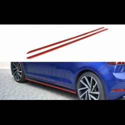 Maxton Design Seitenschweller Diffusor VW Golf 7 R