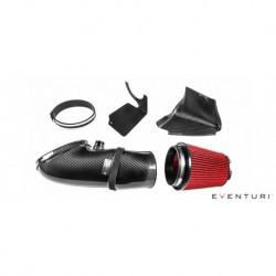 Eventuri Carbon Kevlar Ansaugsystem für BMW M3 - gelb