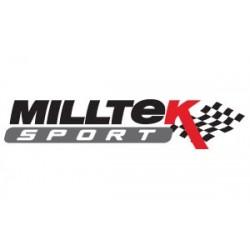 Milltek Auspuffanlage Audi S3 Sportback 8P 2.0 TFSI