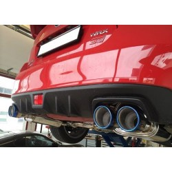Invidia Auspuffanlage Subaru Impreza WRX STI
