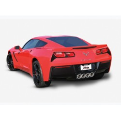 Borla Auspuffanlage Chevrolet Corvette Stingray C7 6.2 L