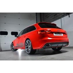 Milltek Auspuffanlage Audi RS4  Avant Avant  B8 4.2 FSI