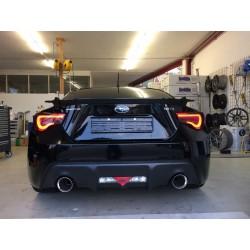 Valenti Rückleuchten Toyota GT86  Black Edition