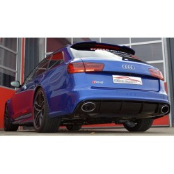 Friedrich Auspuffanlage Audi  RS 6 C7  4.0 TFSI