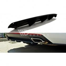 Maxton Design Heck Diffusor (Mitte) Skoda Octavia RS