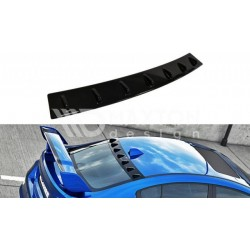 Maxton Design Extension Rear Window Subaru WRX STI