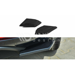 Maxton Design Heck Diffusor L/R Seat Leon Cupra R