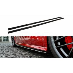 Maxton Design Seitenschweller Audi S3/A3