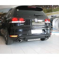 Bastuck Auspuffanlage VW Golf  6 GTI / ED35 2.0 TSI