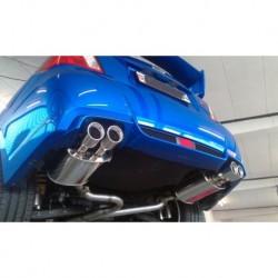 5zigen Auspuffanlage Subaru WRX STI GV 2.5 L