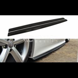 Maxton Design Seitenschweller Ansatz Audi TT RS