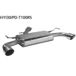 Bastuck Auspuffanlage Hyundai i30N PD 2.0 T