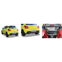 Bastuck Auspuffanlage Suzuki Swift AZ Sport 1.4 L