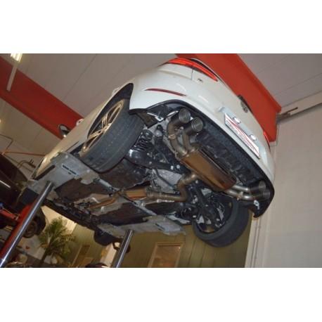 Friedrich Auspuffanlage VW Golf  7 R 2.0 L