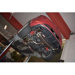 Friedrich Streetbeast  Auspuffanlage Seat Leon Cupra 5F SC 2.0 L
