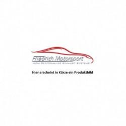 Friedrich Endschalldämpfer Audi A3 8V 1.2 L TFSI