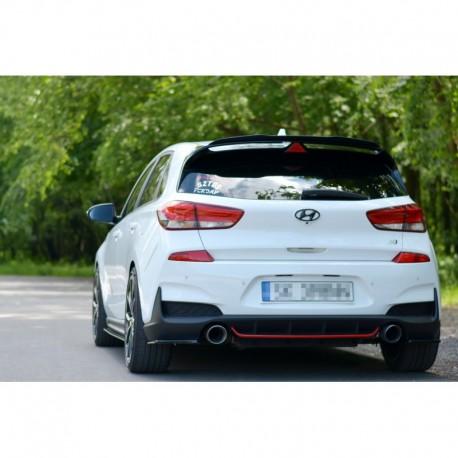 Maxton Design Spoiler Verlängerung Hyundai i30N