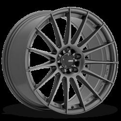 König Wheels Rennform matte grey