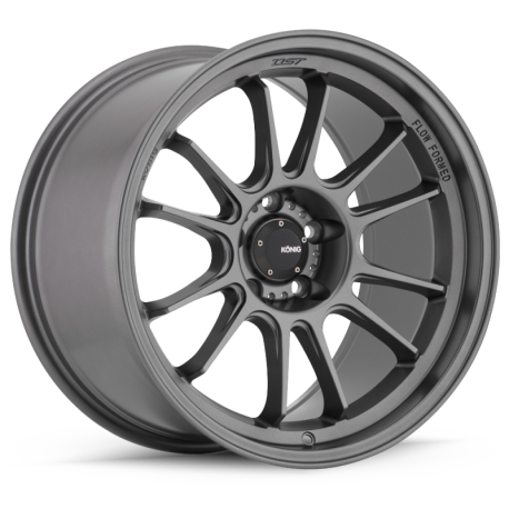 König Wheels Hypergram matte grey