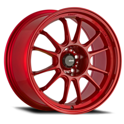 König Wheels Hypergram red opal