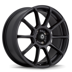 König Wheels Runlite matte black