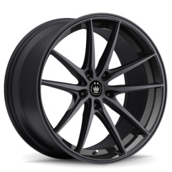 König Wheels Oversteer gloss black