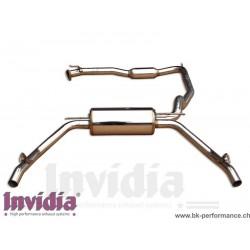 Invidia Auspuffanlage Honda civic FN2