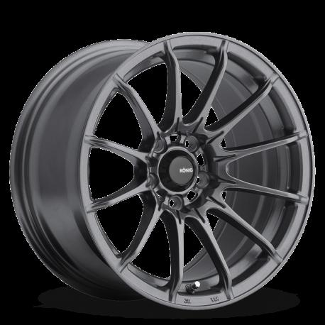 König Wheels Dial-In matte grey