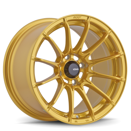 König Wheels Dial-In gold