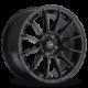 König Wheels Dial-In gloss black