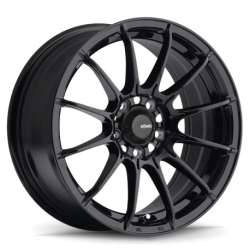 König Wheels Dial-In gloss black