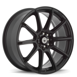 König Wheels Control matte black