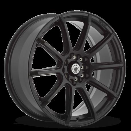 König Wheels Control matte black