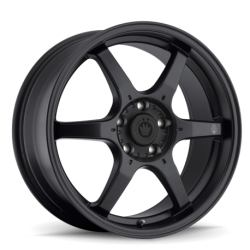 König Wheels Backbone matte black