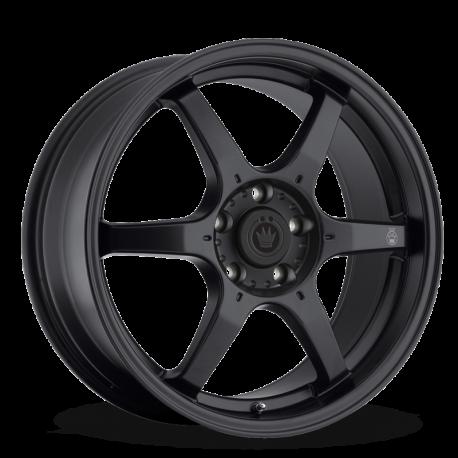 König Wheels Backbone matte black