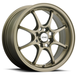 König Wheels Helium bronze
