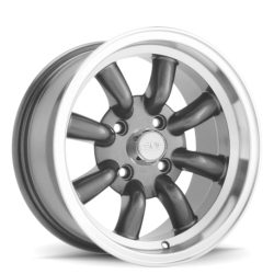 König Wheels Rewind graphite - machined lip