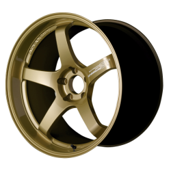 ADVAN Racing GT Premium racing gold metallic
