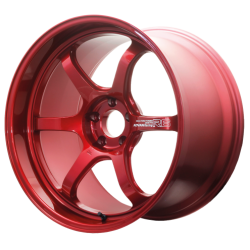 ADVAN Racing R6 racing candy red